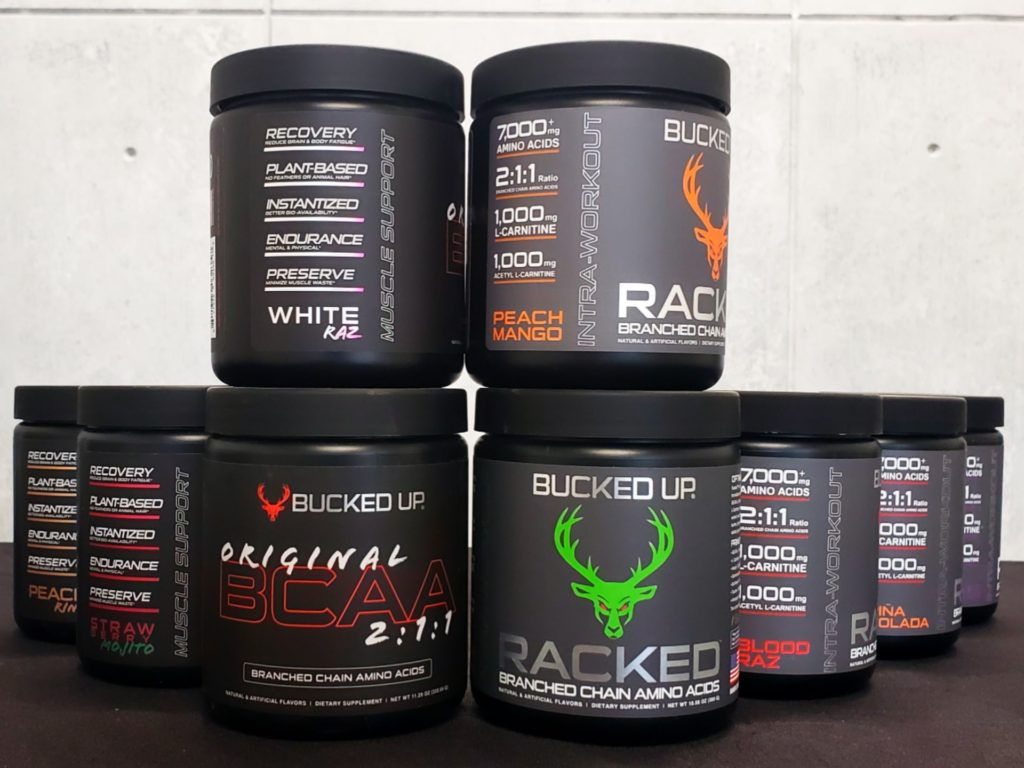 BCAA for fit people