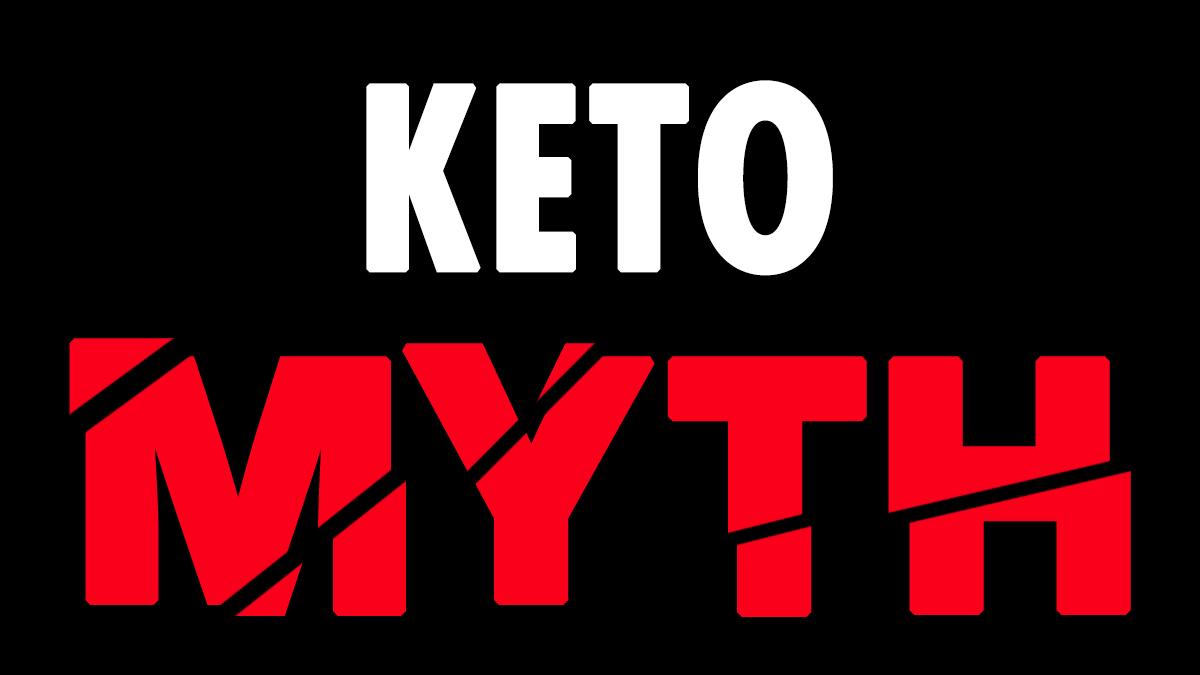 Keto Myth Shatter