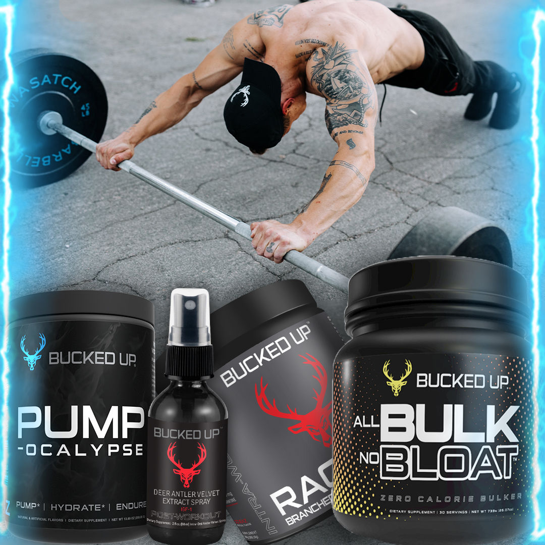 fit guy and supplements